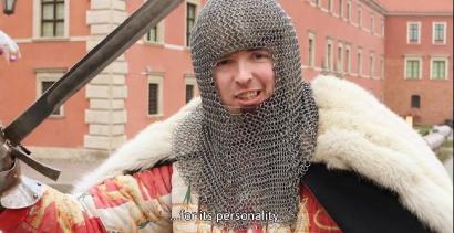 Za co kocham Warszawę?