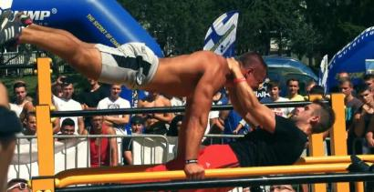 Street Workout Poland Championships 2014