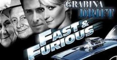 """Fast and Furious: Grabina Drit"""
