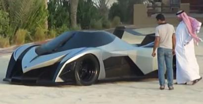 Najszybszy samochód świata