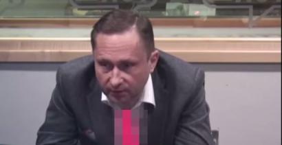 Kamil Durczok na cenzurowanym