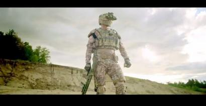 Egzoszkielet- tak reklamuje go amerykańska armia