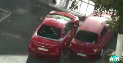 Parkingowe wpadki - gdzie oni się uczyli jeździć!?