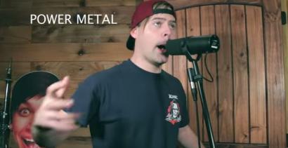 Różne rodzaje metalu