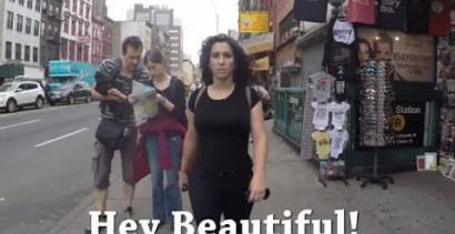 Spacerowała 10 godzin po Nowym Jorku...