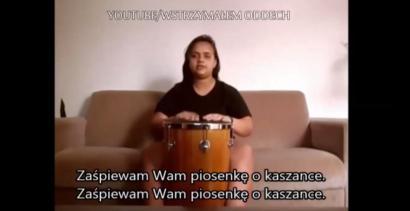 Portugalska piosenka o kaszance