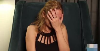 Gwiazdy porno udowadniają, że potrafią płakać na zawołanie!