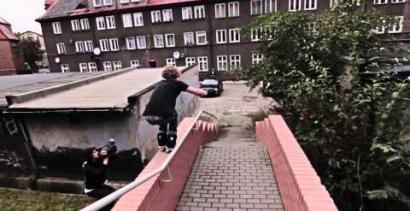 Wyczynowa jazda na rolkach - Hedonskate