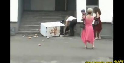 Takie rzeczy - TYLKO w Rosji!