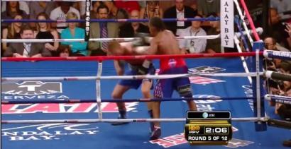 Najlepsze nokauty w boksie część 1