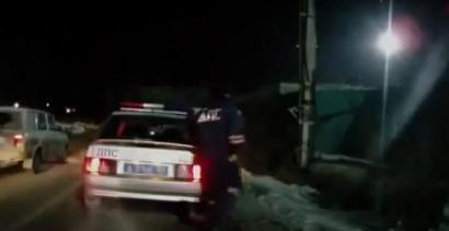 Wpadka rosyjskiego policjanta