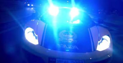 Flota policjantów z Dubaju