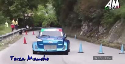 Fiat 126p w wersji wyścigowej