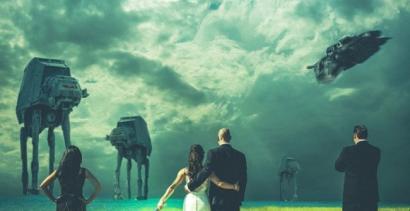 Najciekawsze zdjęcia ślubne