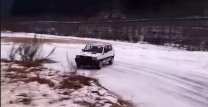 Drift Fiatem Panda