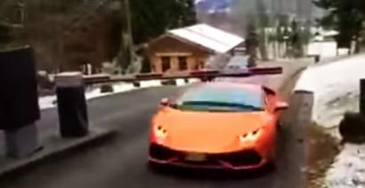 Plusy z posiadania Lamborghini