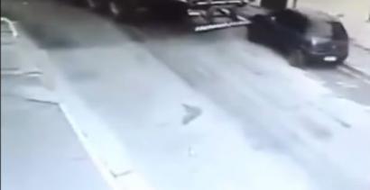 Szybka kradzież samochodu