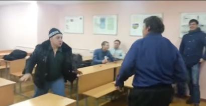 Walka w rosyjskiej szkole