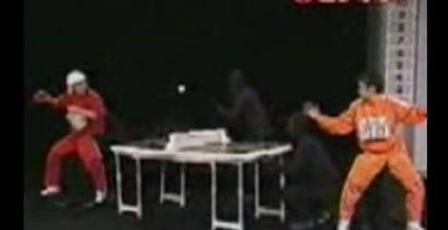 """Ping pong """"Matrix"""""""