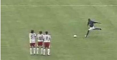 Wpadka Kuszczaka w meczu z Kolumbią