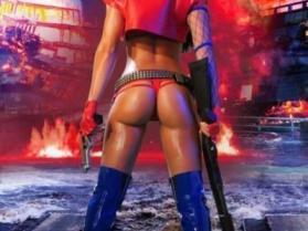 Laski z bronią - jeszcze bardziej gorące!