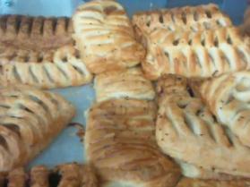 Robactwo w pieczywie w markecie Tesco