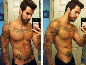 Tatuaże plus brody - SEXY?