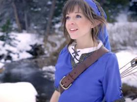 """""""Zelda Medley"""" - Lindsey Stirling"""