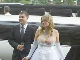 Śluby z Rosji - makabra z welonem