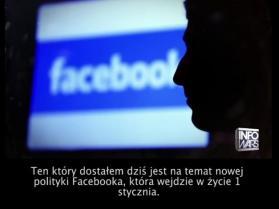 Facebook szpieguje Cię dla rządu!?