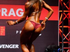 Julja Dietuszewa - mistrzyni świata w bikini fitness