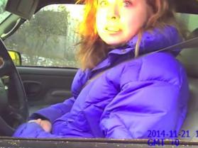 Policja zaskoczyła 17-latkę