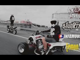 Illegal Polish Street Stunts - Katowice 2014