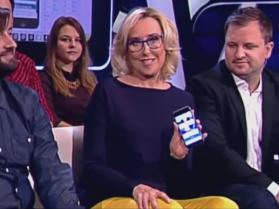 """Agata Młynarska robi """"selfiaka"""""""