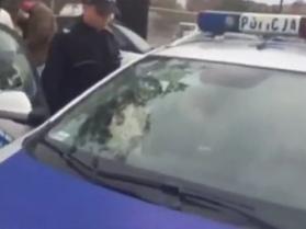 """""""Wy*ierdalaj chamie"""" - rozmowa z policjantem"""