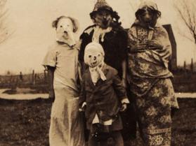 Halloween z przeszłości - ZGROZA!