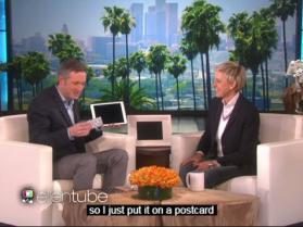 Niesamowity magik z iPadem