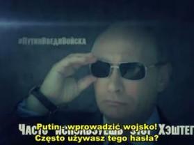 Wojna według Rosji - MOCNE!