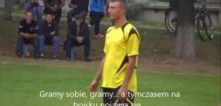 ŁKS Orzeł Czemierniki- ŁKS Łazy i niespodzianka meczowa