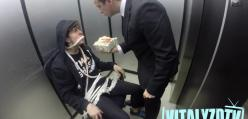 Ruska mafia w windzie - KAWAŁ