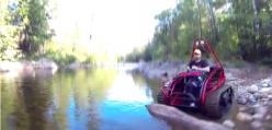 Offroadowy... wózek inwalidzki!