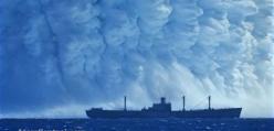 Wybuch bomby atomowej pod wodą