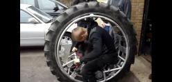 Monowheel - ten gadżet będzie modny?