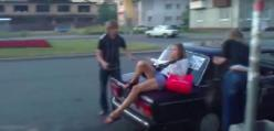 Podwózka samochodem - robisz to źle!