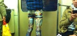 Moda z moskiewskiego metra