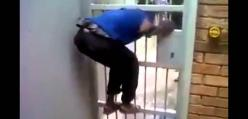 Ten gość był pewien, że z łatwością ucieknie z więzienia