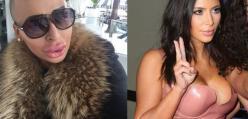 Wydał 10 000 funtów, by wyglądać jak Kim Kardashian