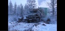 Rosyjskie ciężarówki do zadań specjalnych