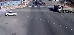 Szybki rozładunek na skrzyżowaniu