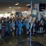 Joanna Sikorska - pokaz pole dance